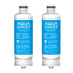 AQUACREST  Replacement for Samsung DA97-17376B Refrigerator Water Filter
