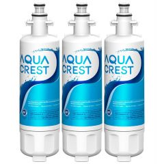 AQUACREST Replacement for LG Refrigerator Water Filter LT700P