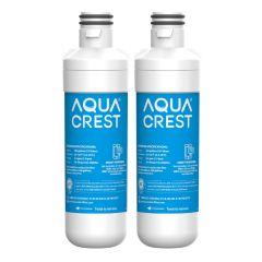 AQUACREST Replacement for Refrigerator Water Filter LG LT1000P, LT1000PC, LT1000PCS, ADQ74793501, ADQ74793502, Kenmore 469980, 9980
