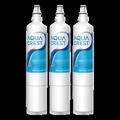 AQUACREST Refrigerator Water Filter , Replacement for KENMORE 9990, LG LT600P, 5231JA2006B, 5231JA2006F, KENMORECLEAR 46-9990, LSC27931ST, LFX25960ST, WFC2001, FML-2, RFC1000A