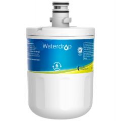 Waterdrop  Replacement for LG LT500P, GEN11042FR-08, ADQ72910911, ADQ72910901, Kenmore 9890, 46-9890, LFX25974ST, LMX25964ST, LSC27925ST,Refrigerator Water Filter Certified by NSF 53 & 42 & 372