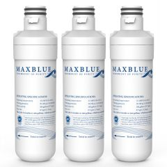 Maxblue Refrigerator Water Filter, Replacement for LG LT1000P, LT1000PCS, LFXC24796S, ADQ74793501, ADQ74793502, Kenmore 46-9980, 9980