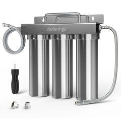 Waterdrop Ultrafiltration TST-UF Under Sink Stainless Steel Water Filter