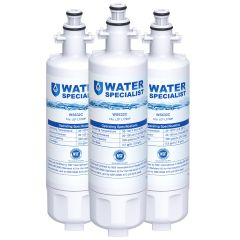 Waterspecialist Replacement for LG Refrigerator Water Filter LT700P