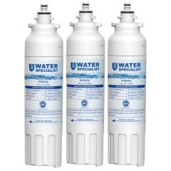 Waterspecialist Refrigerator Water Filter ,  Replacement for LG LT800P, Kenmore 9490, ADQ73613408, ADQ75795104, WF-LT800P, 469490, LMXC23746D, ADQ73613402, 46-9490