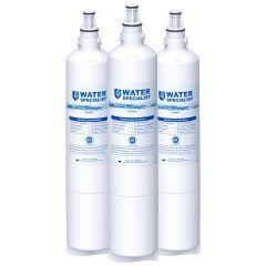 Waterspecialist Refrigerator Water Filter,Replacement for LG LT600P 5231JA2006B, 5231JA2006F, KENMORE 9990, 99-9990, 46-9990, WFC2001, FML-2, RFC1000A, RWF1000A